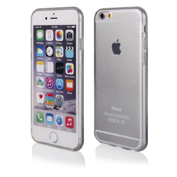 Schutzhülle Transparent für iPhone 6/6S Plus